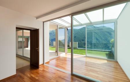 baie vitree pour veranda baie coulissante en aluminium sur mesure pour le neuf ou la rnovation. Black Bedroom Furniture Sets. Home Design Ideas