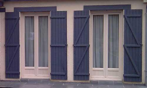 Des portes fen tres et baies sur mesure avec euro p v c for Porte et fenetre sur mesure